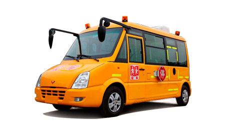 五菱GL6554XQ小学生专用校车